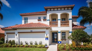 New homes at Solterra Resort