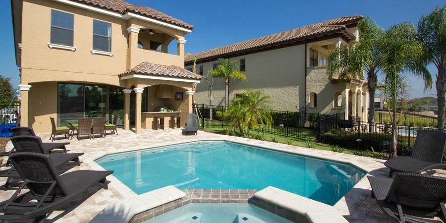 New homes at Reunion Resort