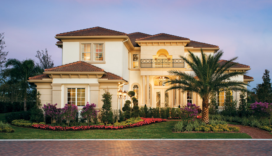 New build homes florida inventory homes in florida for for Luxury mansions for sale in florida