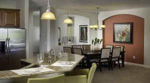 New homes at Championsgate