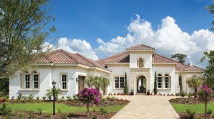 The Concession at Sarasota. New construction luxury new homes