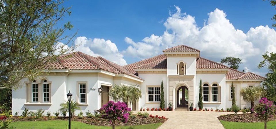 The Concession at Sarasota luxury new homes