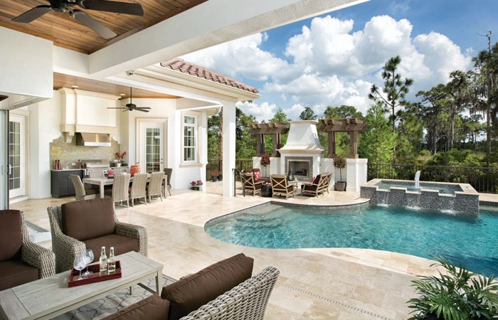 The Concession at Lakewood Ranch private pool