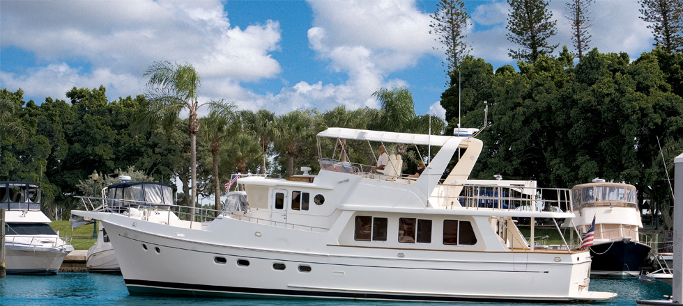 The Concession at Lakewood Ranch private boat