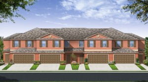Harrington Pointe at Wyndham Pointe new townhomes for sale in Davenport by Lennar