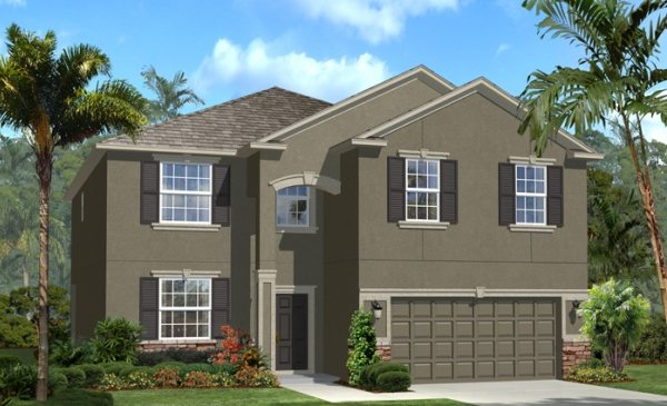 Wyndham Lakes New Homes In Davenport By Lennarnew Build Homes