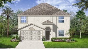 Monaco model - Callaway Bay at Wyndham Lakes Davenport new homes for sale