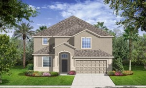 Monte Carlo model - Callaway Bay at Wyndham Lakes Davenport new homes for sale