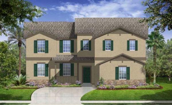Buckingham model home