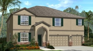 Stratford Cove at Wyndham Lakes MsKinley model new homes for sale